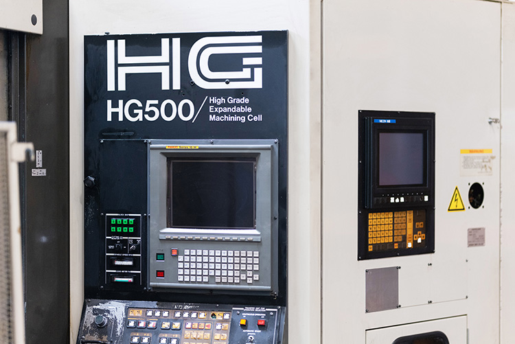 Smecatec hitachi hg500